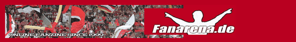 Fanarena.de Page für die Fans von Bayer 04 Leverkusen SINCE 1999 header image 1